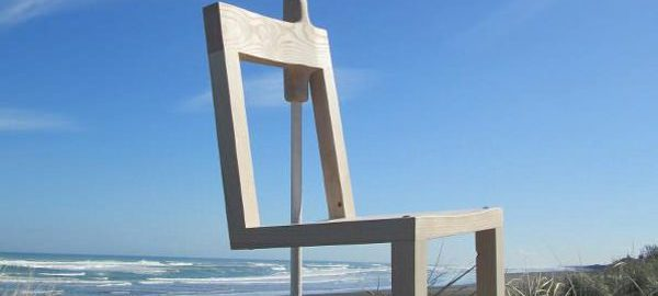 Lambent Chair par Glen Lewis-Steele