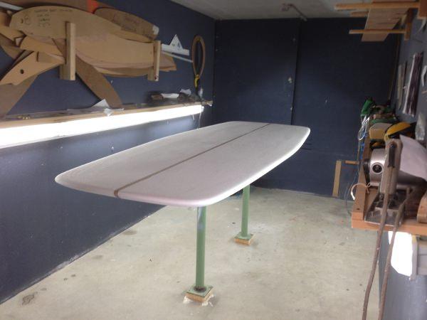 Table LOG - Surf Inspiration le design par le studio Trust in Design