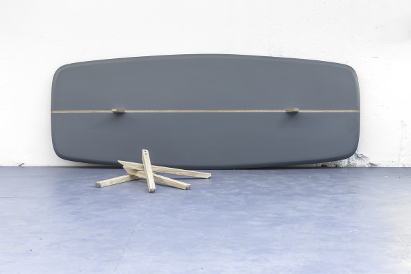 Table LOG - Surf Inspiration le design par le studio Trust in Design