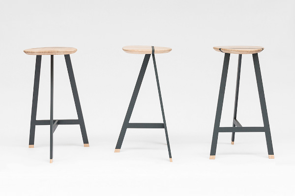Tabouret OLO - Surf Inspiration le design par le studio Trust in Design