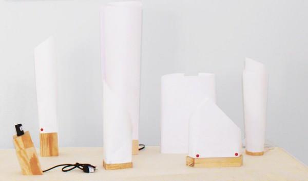 The No Man's Lamps par Mariana Stefanet