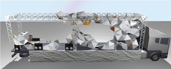Projet Elektro-Magnetik par Lydie CHAN WAI LONG, Ségolène DANIC et Stéphanie GALLAIS