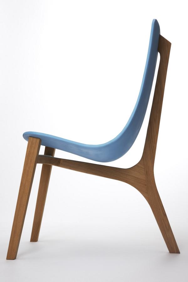 Coup de coeur pdw 2013 chaise baby blue par paul - Chaise designer ...