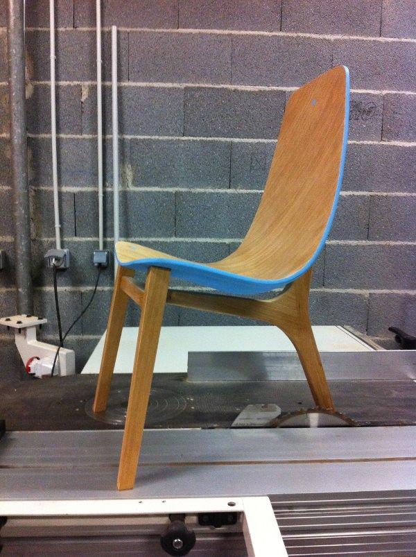 Coup de coeur PDW 2013 : Chaise Baby Blue par Paul Venaille