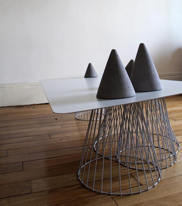 Coup de coeur PDW 2013 : Table Vuoristo par Fabien Barrero