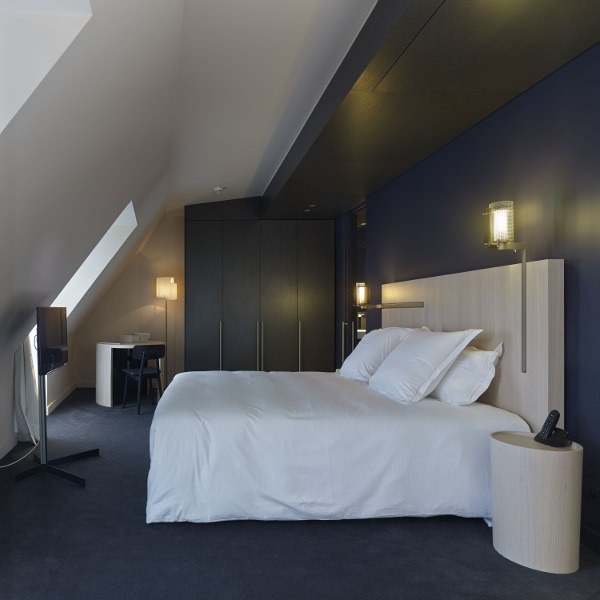 H tels paris h tel de nell blog esprit design for Hotels design en france