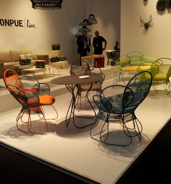 Retour sur Maison et Objet 2013 - Nouveaux fauteuils Kenneth Cobonpue