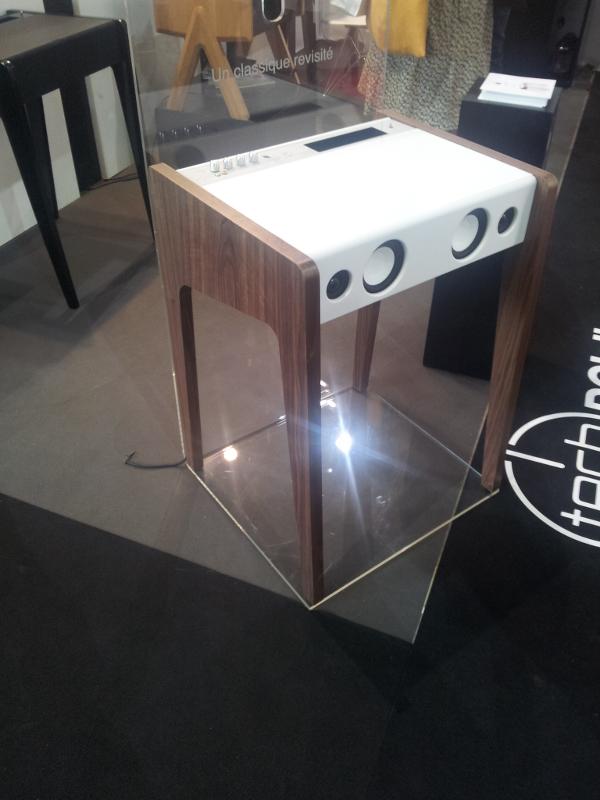 Retour sur Maison et Objet 2013 - nouveauté La Boite Concept en Corian