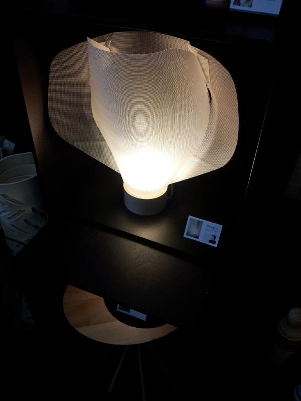 Retour sur Maison et Objet 2013 - Luminaire par Ornella R - Florent Bouhey pour Métylos
