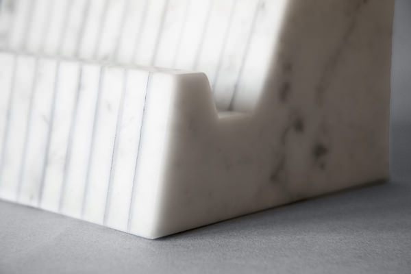 Stratifications objets de marbre par Krzysztof J. Lukasik