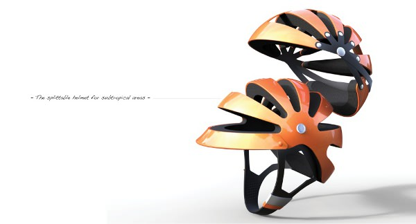 Double casque Tandem par Germain VERBRACKEL
