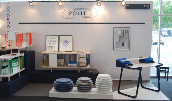 Stand Polit - M&O 2013