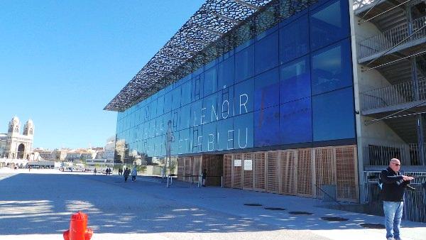 Marseille nouveau spot de la culture 2013 et apr s blog esprit design - Nouveau musee a marseille ...