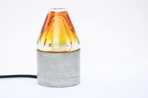 Projet etudiant : La lampe VAALEA par Benjamin Fournier