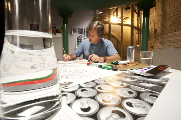 The Sub : Marc Newson repense Heineken