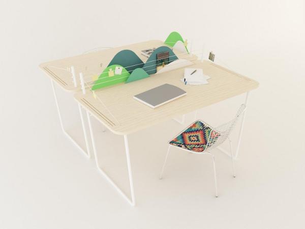 our favorite design products for spring | river north design ... - Designer Chefmobel Moderne Buro