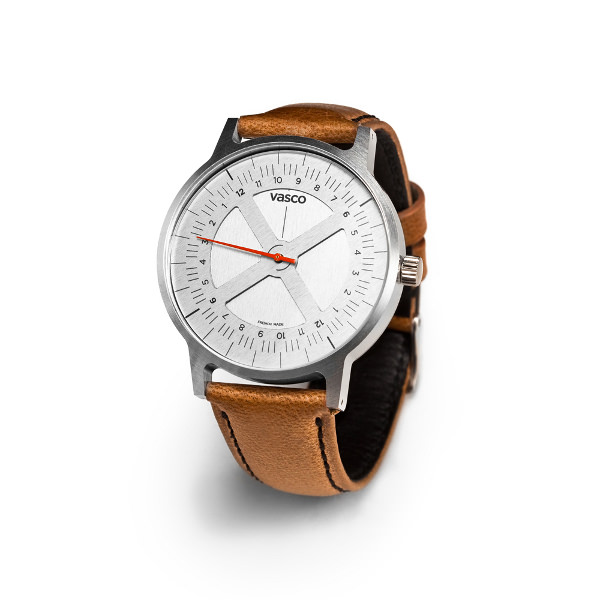 Vasco watch la montre 24h made in france blog esprit design for Vasco watches