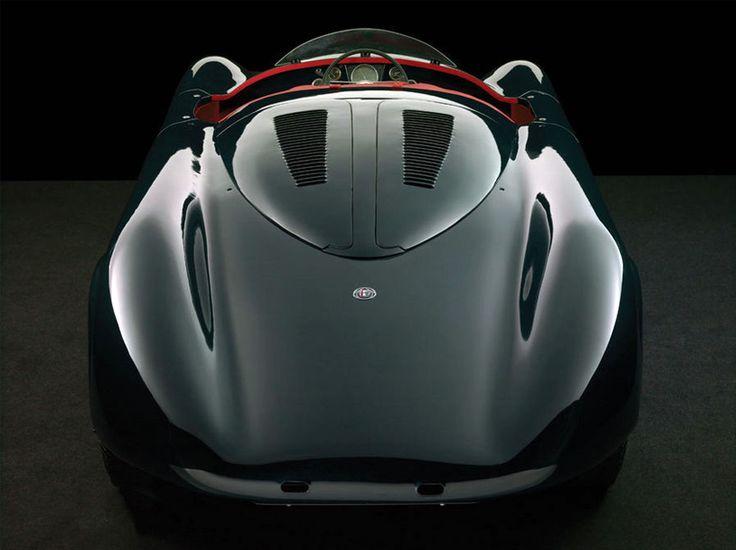 Alfa Romeo 6c 2300 aerodinamica spider - 1935
