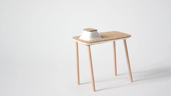 ARBOR le bureau dappoint par Tim Defleur Blog Esprit Design