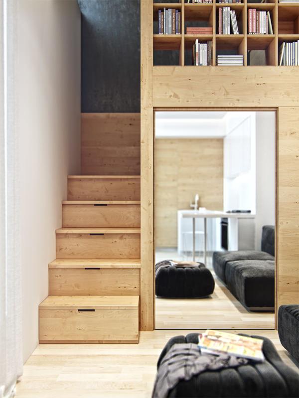 Appartement Urbain Par Denis Svirid Blog Esprit Design