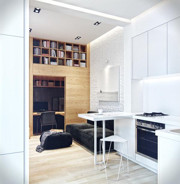 Appartement urbain par Denis Svirid