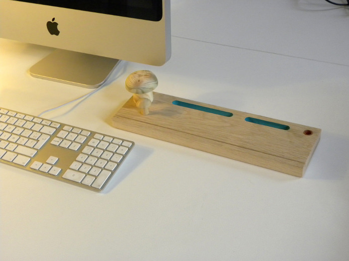 Bill le vide-poche par Wood'Insane Design