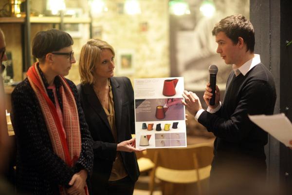 Concours Design : le prix Malongo repenser le Canard