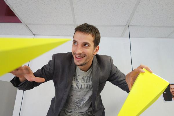 Designer Colin Martinez pour le Blog Esprit Design