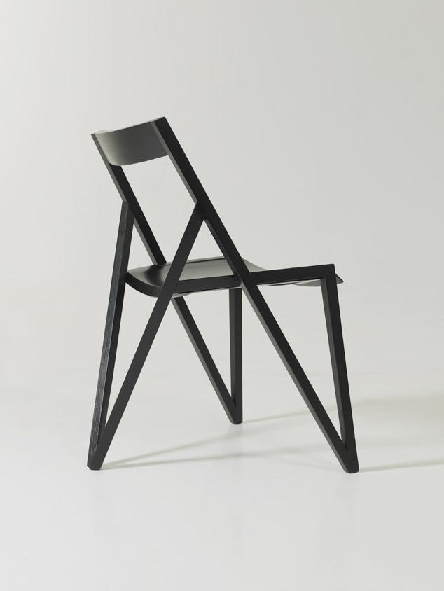 Chaise inspirée par Richard Riemerschmid