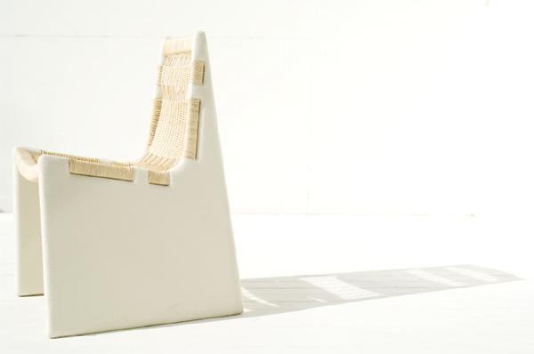 Tou Chair par Leif Designpark
