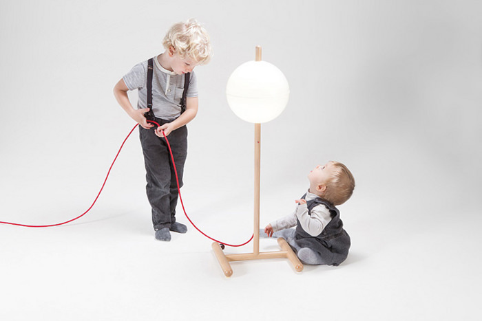 « Children's Lamp » by Tomas Bèm-1