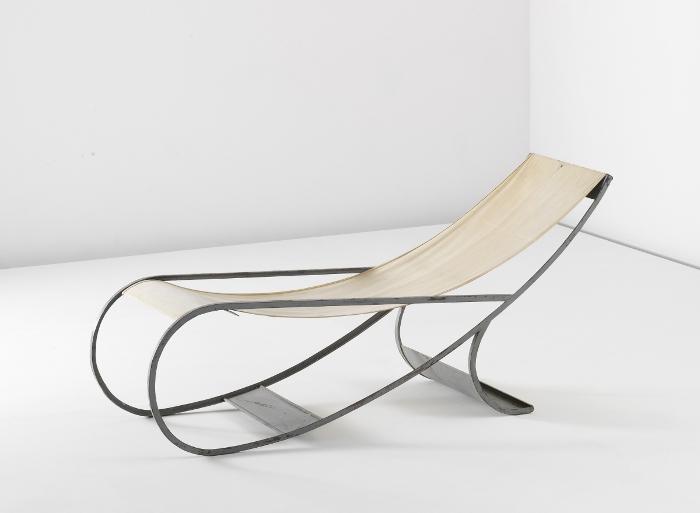 Chaise longue par François Turpin