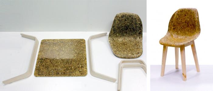 Artichair la chaise naturelle par Spyros Kizis