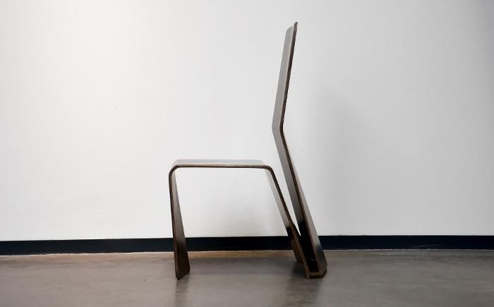 Katra 2.0 la chaise en fibre de lin