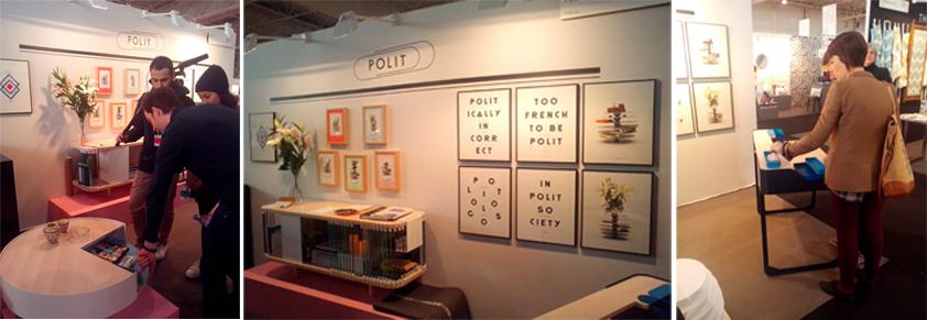 Maison & Objet PARIS Janvier 2014 NOW ! DESIGN à VIVRE