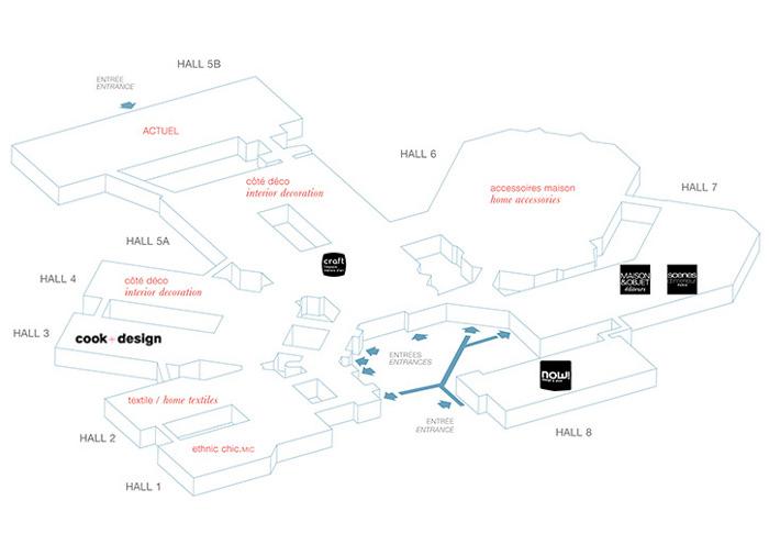 maison et objet janvier 2014 en approche blog esprit design. Black Bedroom Furniture Sets. Home Design Ideas