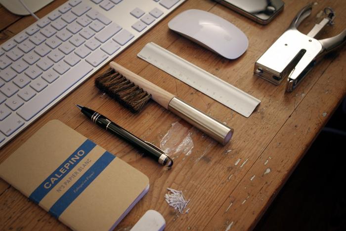 Pukka La Brosse Pour Bureau Par Amaury Poudray - Blog Esprit Design