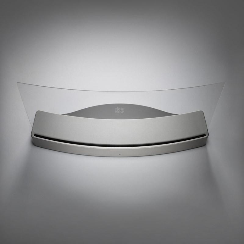 clio l 39 enceinte invisible par clear view audio blog. Black Bedroom Furniture Sets. Home Design Ideas