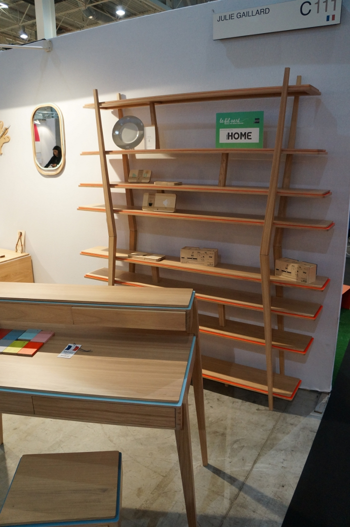 « BIBLIOTHEQUE 348  SIMPLE & DOUBLE - COLLECTION LISER » by Julie Gaillard