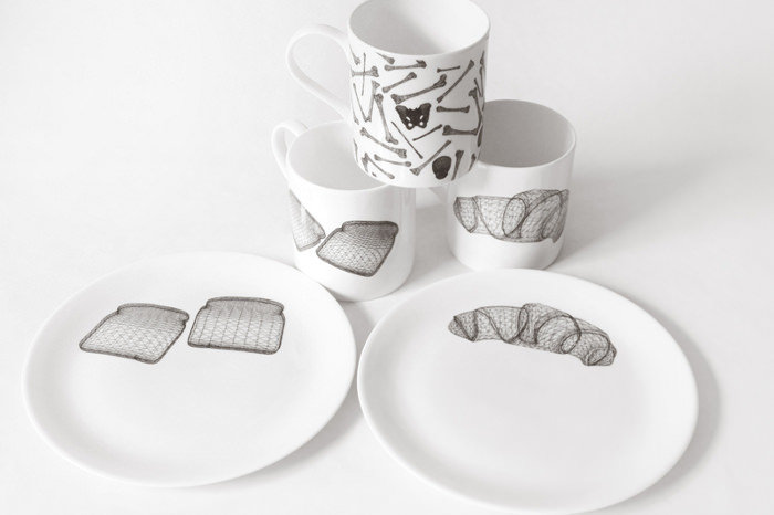 Diet Homeware collection par Marc Schulthess