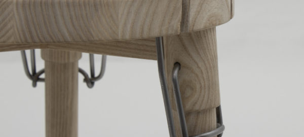 Latch Stool le tabouret par Christian Juhl
