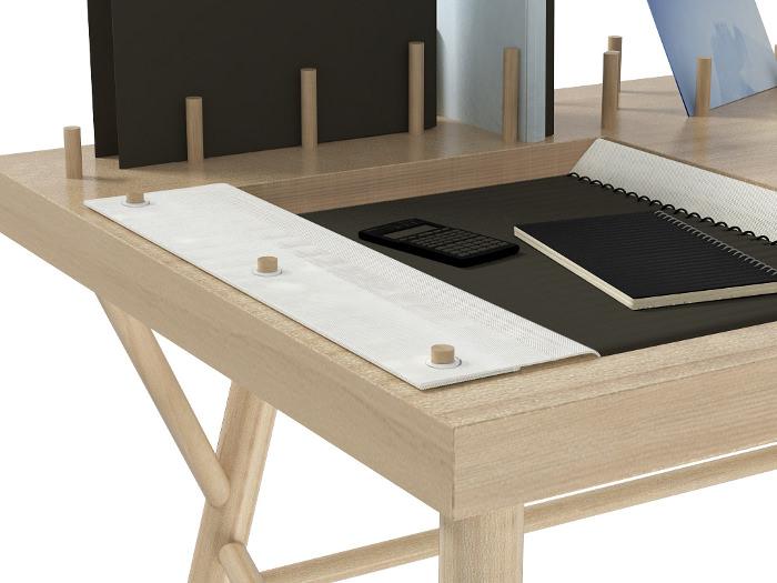 le bureau inlandsis par mathilde roman et pauline androlus. Black Bedroom Furniture Sets. Home Design Ideas