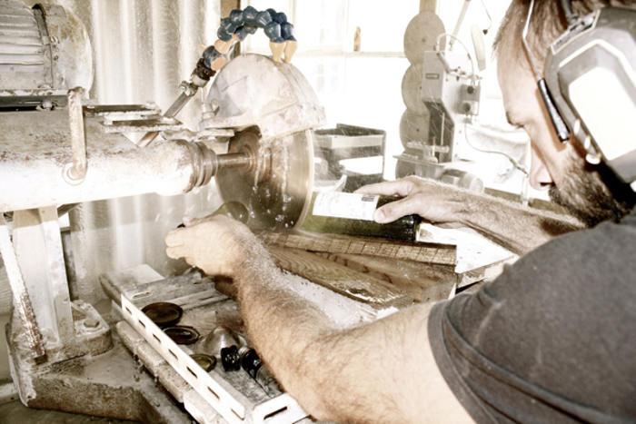Urchin les suspensions de verre par Mo-en Design