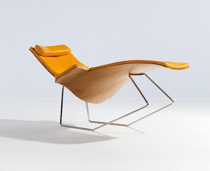 Max relaxing chair par Moise Studio