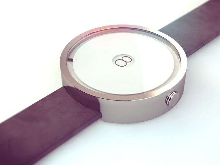 Minimalistic Watch concept