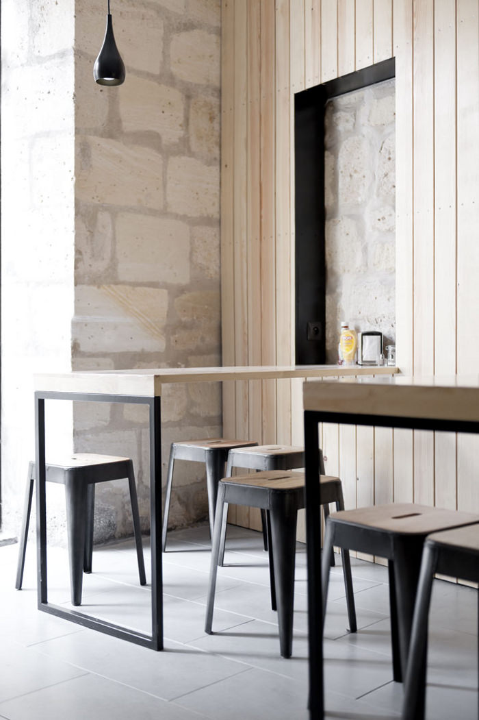 restaurant bordeaux o petit en k par le studio hekla blog esprit design. Black Bedroom Furniture Sets. Home Design Ideas