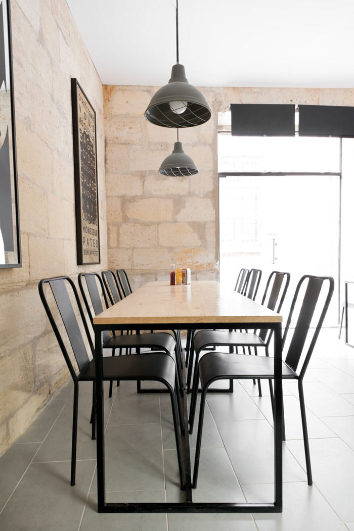 restaurant bordeaux o petit en k par le studio hekla blog esprit design. Black Bedroom Furniture Sets. Home Design Ideas