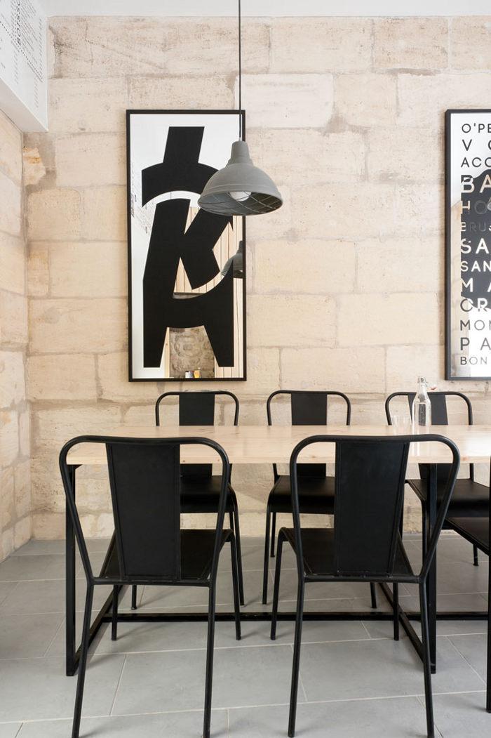Restaurant Bordeaux : O'PETIT EN'K par le Studio Hekla