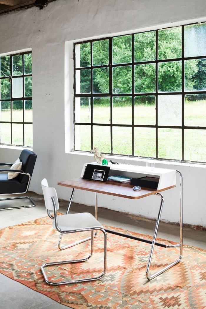 S 1200 le nouveau bureau par Thonet