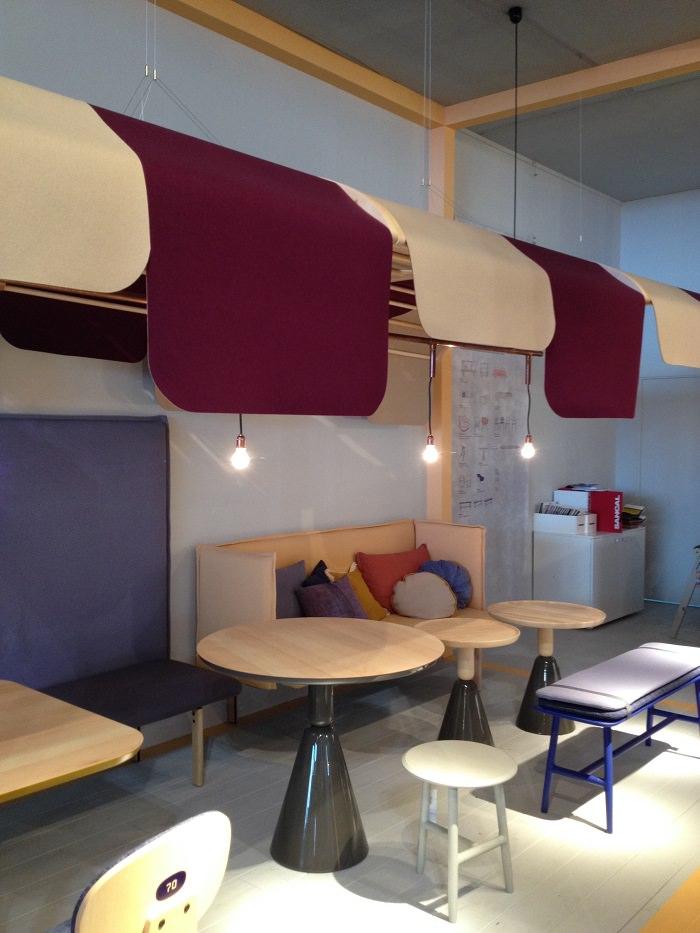 Aménagement intérieur chez Sancal - Milan Design Week
